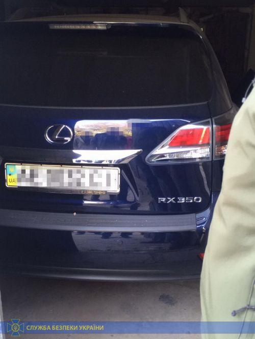 СБУ обезвредила банду угонщиков, которую крышевали полицейские