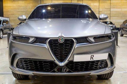 Каким будет компактный кроссовер от Alfa Romeo
