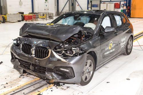 Euro NCAP провела испытания еще 4 моделей