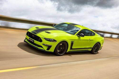 Ford выпустит спецверсию Mustang с двигателем 710 л.с.