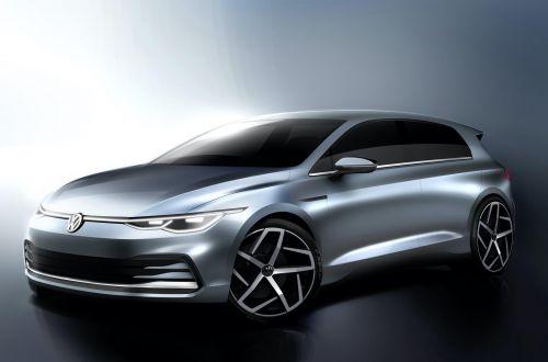Наконец-то революция: Каким будет Volkswagen Golf восьмого поколения