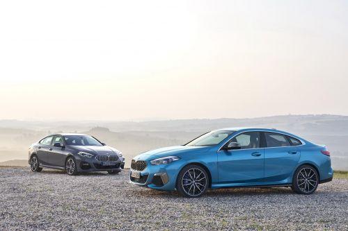 У BMW появился переднеприводный седан