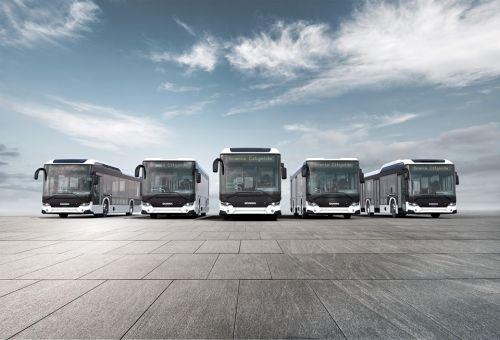 Scania на выставке Busworld представила новое поколение автобусов Citywide
