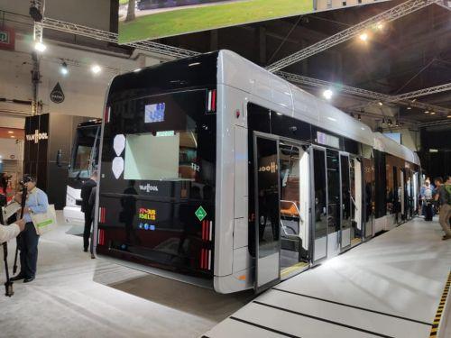 На чем будет ездить Европа: Какие новинки автобусов представили на выставке Busworld