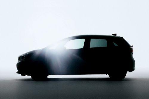 Honda представит новый Jazz