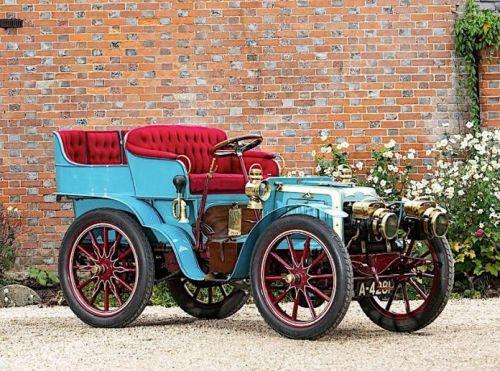 На аукционе продадут автомобиль, с которого началась автомобильная эра в Украине