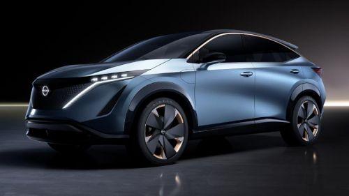 Nissan интригует скорым появлением кроссовера на базе концепт-кара Ariya Concept
