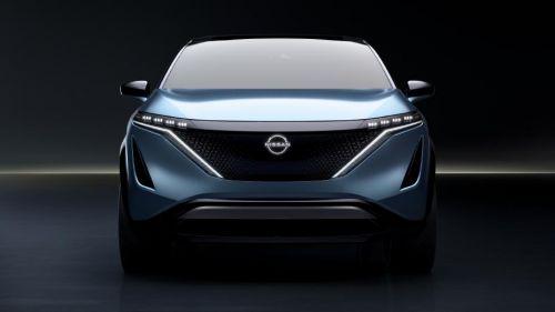 Представлен концепт электрокроссовера Nissan Ariya, который скоро может пойти в производство - Nissan