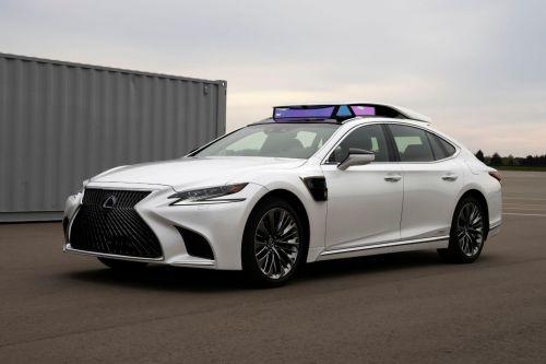 Lexus начнет тестировать беспилотную модель на улицах Токио