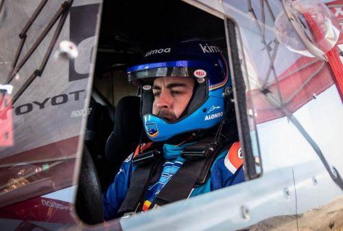 Двукратный чемпион Формулы-1 выступит в Дакаре за команду Toyota