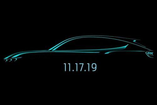 Ford анонсирует дебют нового электрического кроссовера в стиле Mustang