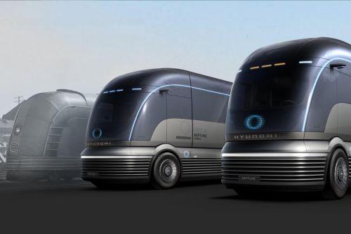 Как ЕС готовится к водородному буму. К 2030 году на дороги выйдут 100 000 грузовиков на водороде