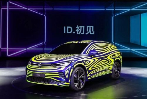 Volkswagen показал, каким будет серийный электрокроссовер