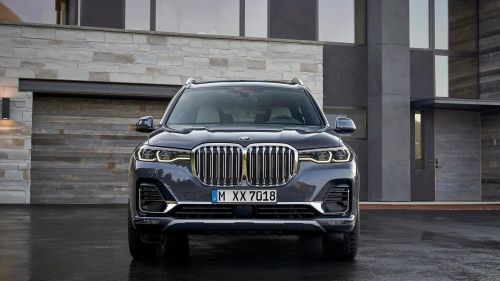BMW готовит купе-кроссовер X8