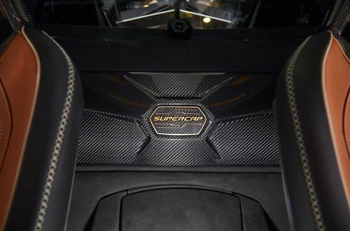 Lamborghini сообщила об успешных разработках суперконденсаторов с 2-кратной эффективностью