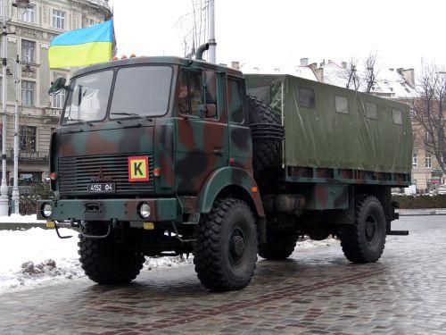 Национальная Гвардия закупит МАЗы. Предложение АвтоКрАЗа отклонили из-за долгов