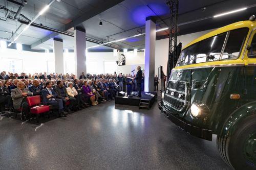 DAF открыл обновленный музей