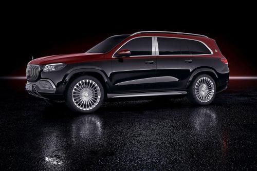 Все что нужно знать про самый роскошный внедорожник Mercedes-Maybach GLS