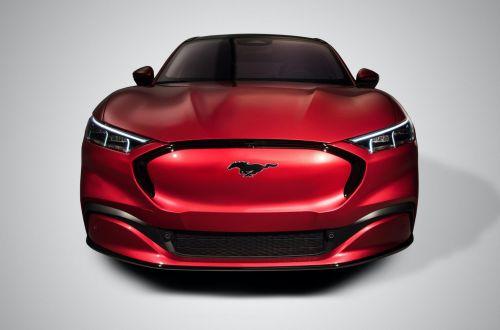 В США требуют убрать из названия электрокроссовера Ford Mach-E название Mustang