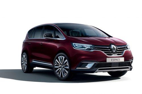 Renault обновила Espace