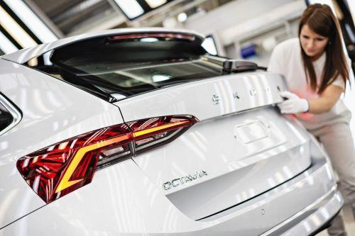 Skoda запустила производство новой Octavia
