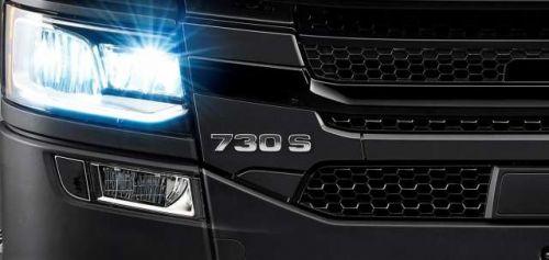 Scania пошла на уступки Mercedes-Benz и внесет изменения в обозначение своих грузовиков