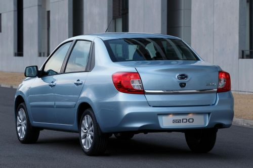 Nissan свернет продажи Datsun на двух ключевых рынках