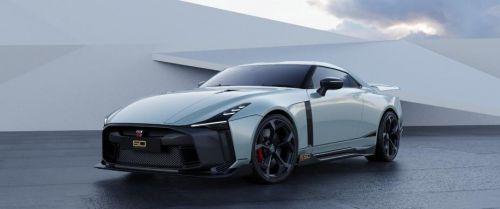 Каким будет Nissan GT-R50 от Italdesign