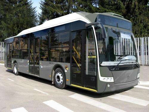 """Завод """"Богдан"""" начнет выпускать электробусы в 2020 году"""