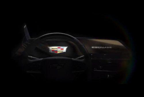Cadillac Escalade первым в мире получит OLED-дисплей диагональю более 38 дюймов на всю переднюю панель