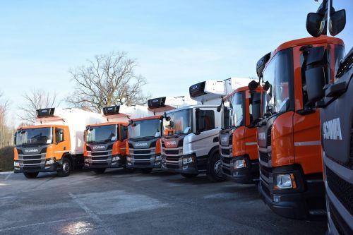 Scania продолжает поставки техники в рамках крупнейшего контракта для Fozzy Group