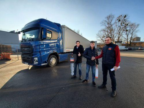 """Тягачи Ford F-Max в Украине разбирают словно """"горячие пирожки"""""""