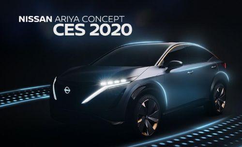Nissan представит свое видение будущего мобильности