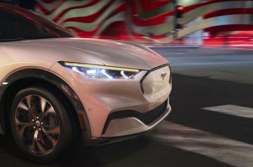 Ford создаст компактный электрокроссовер на платформе Volkswagen