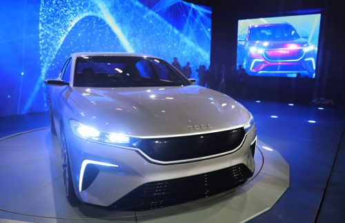 Турция создала собственный электромобиль, который будет экспортировать в ЕС