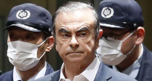 Турецкие власти уже провели задержание лиц, помогавших побегу Карлоса Гона из Японии