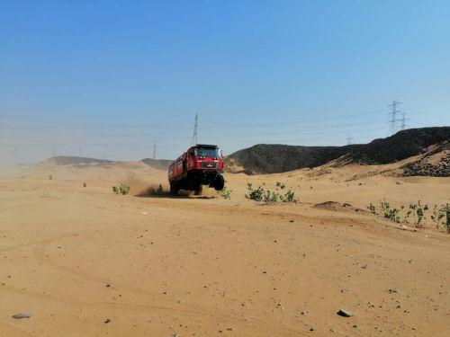 Участники Дакар-2020 уже пробуют трассу