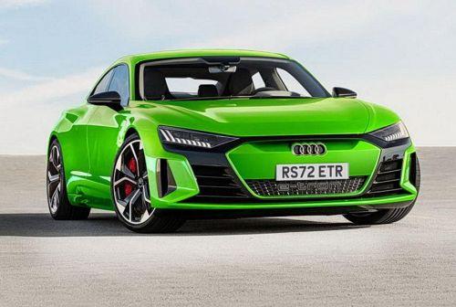"""Электрические Audi также получат """"заряженные"""" версии"""
