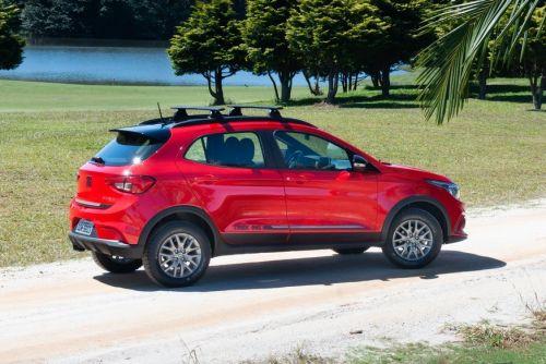 Fiat тестирует новый бюджетный кроссовер B-класса