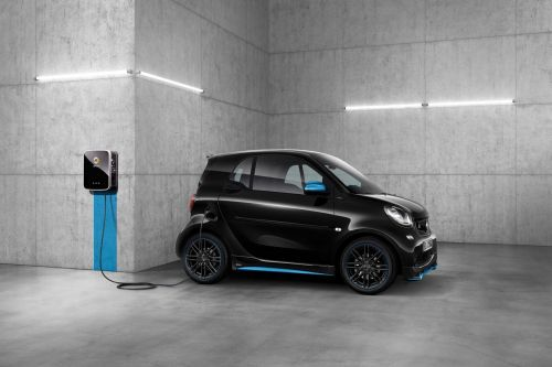Geely и Mercedes-Benz будут совместно выпускать электрические Smart