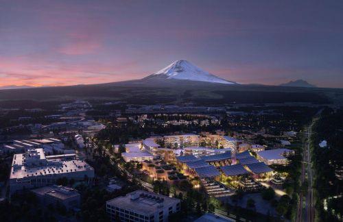 Каким будет город будущего по версии Toyota