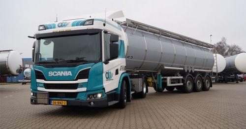 Scania выпустила удобный тягач с низкой кабиной