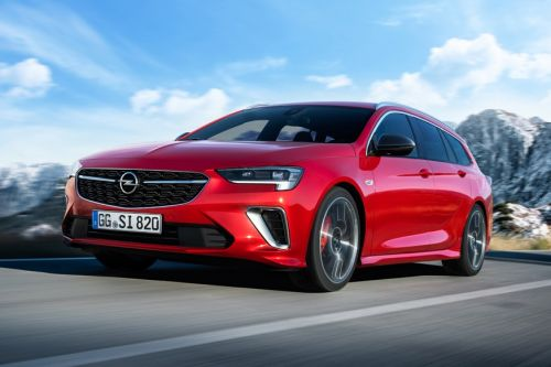 Opel Insignia обновилась