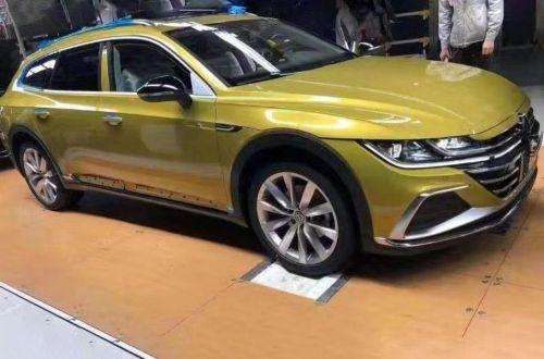 В семействе Volkswagen Arteon появится универсал