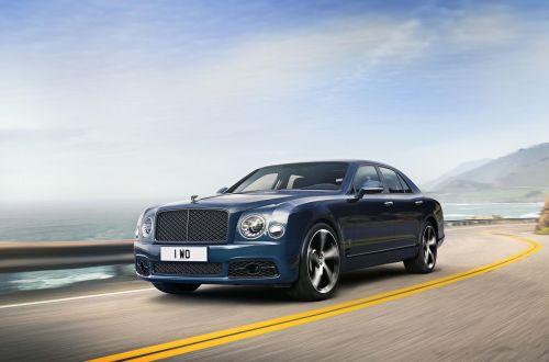 Bentley снимает с производства олдскульный седан