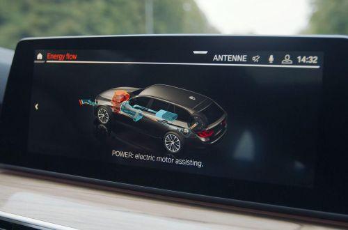 Сразу три дизельные модели BMW уже в базе получат гибридную систему