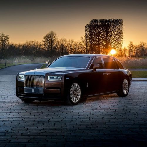 В Украине в 2019 году зафиксирован рекорд по продажам Rolls-Royce