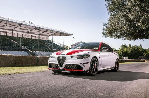 """В семействе Alfa Romeo Guilia появится самая """"заряженная"""" 630-сильная версия GTA"""