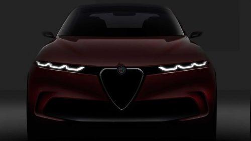 Alfa Romeo в честь 110-летия готовится выпустить еще один кроссовер