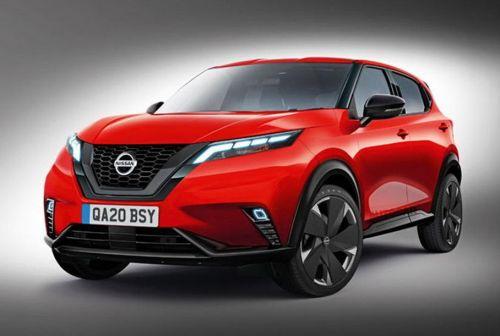 Каким будет новый Nissan Qashqai